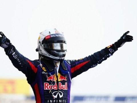 Sebastian Vettel claims comfortable victory in Bahrain grand prix