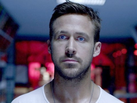 Ryan Gosling looks mean and moody in new Only God Forgives photos
