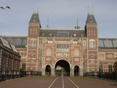 Roam the globe: Take in the sights of arty Amsterdam