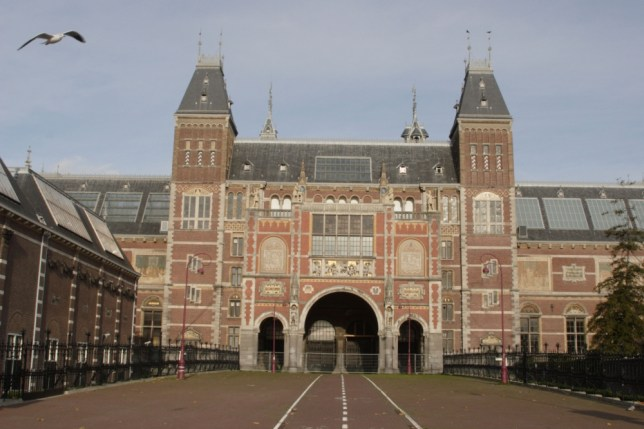 The Rijksmuseum has undergone a ten-year renovation (Picture: Supplied)