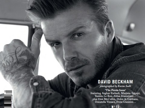 David Beckham: I was never into clubbing, for me it was all about Manchester United and The Stone Roses