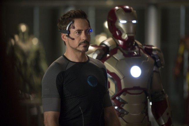 Robert Downey Jr could be in Captain America 3