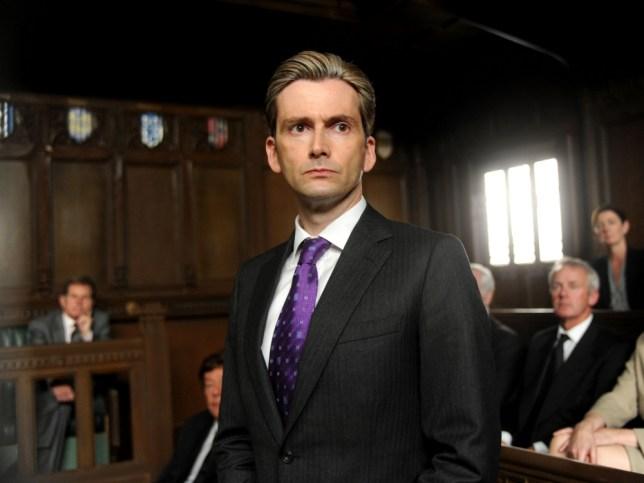 David Tennant in The Politician's Husband (Picture: Liam Daniel)