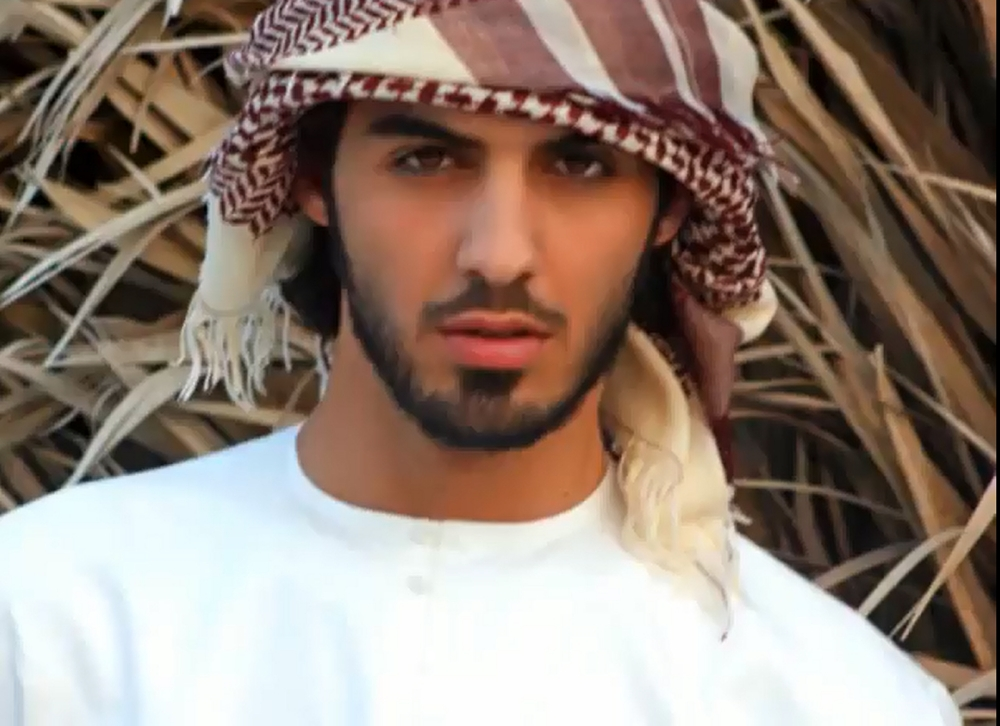 Meet the man told to leave Saudi Arabia for being 'too handsome'