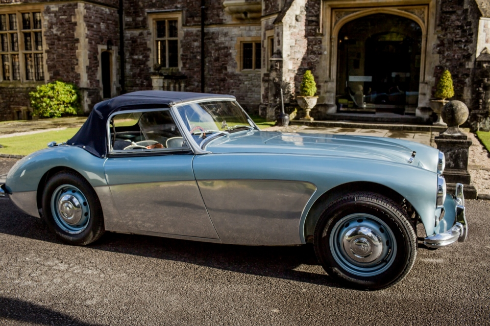 Hit the road to bank holiday adventure in a classic car