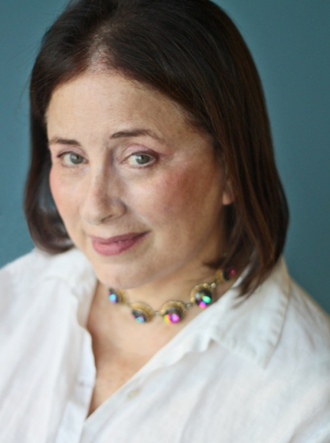 Patricia Volk's new book, The Art Of Being A Woman, is out on Thursday (Picture: Michael Lionstar)