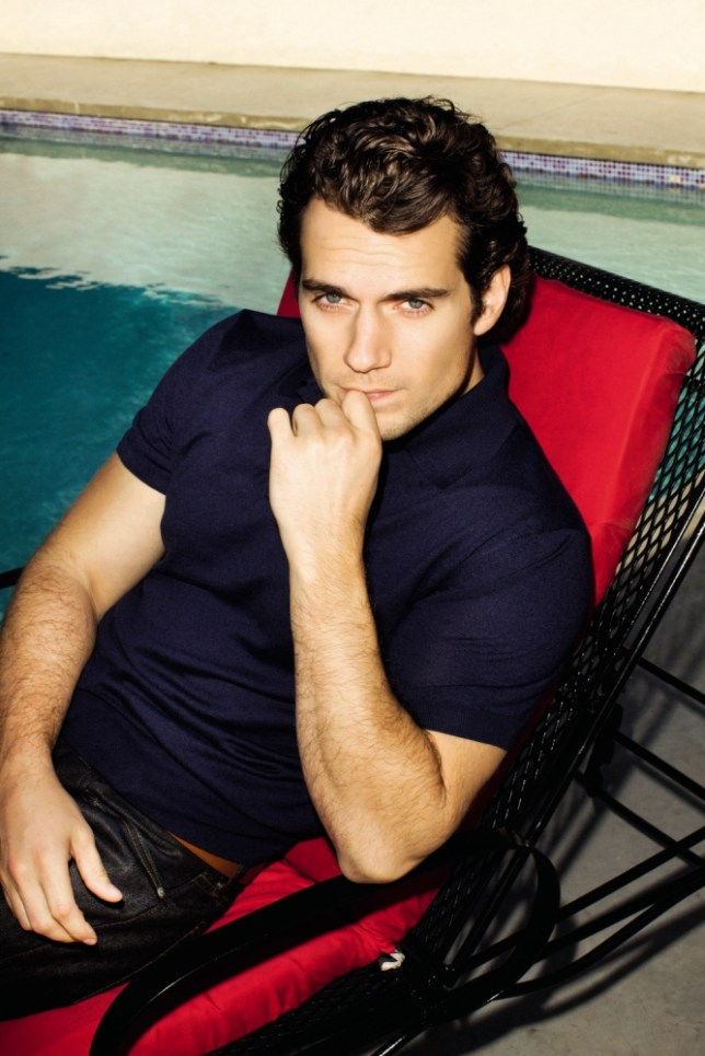 photograph credit to the photographer Kenneth Cappello the June issue of British GQ (on sale Thursday 2nd May) which features Henry Cavill on the cover