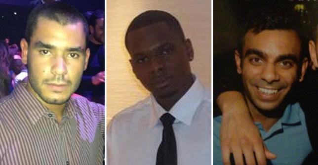 British men arrested, Dubai