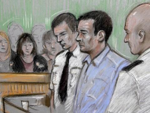 April Jones accused Mark Bridger was 'emotional wreck' after arrest