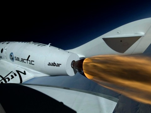 Virgin Galactic to accept Bitcoin (now you just need 325 of them)