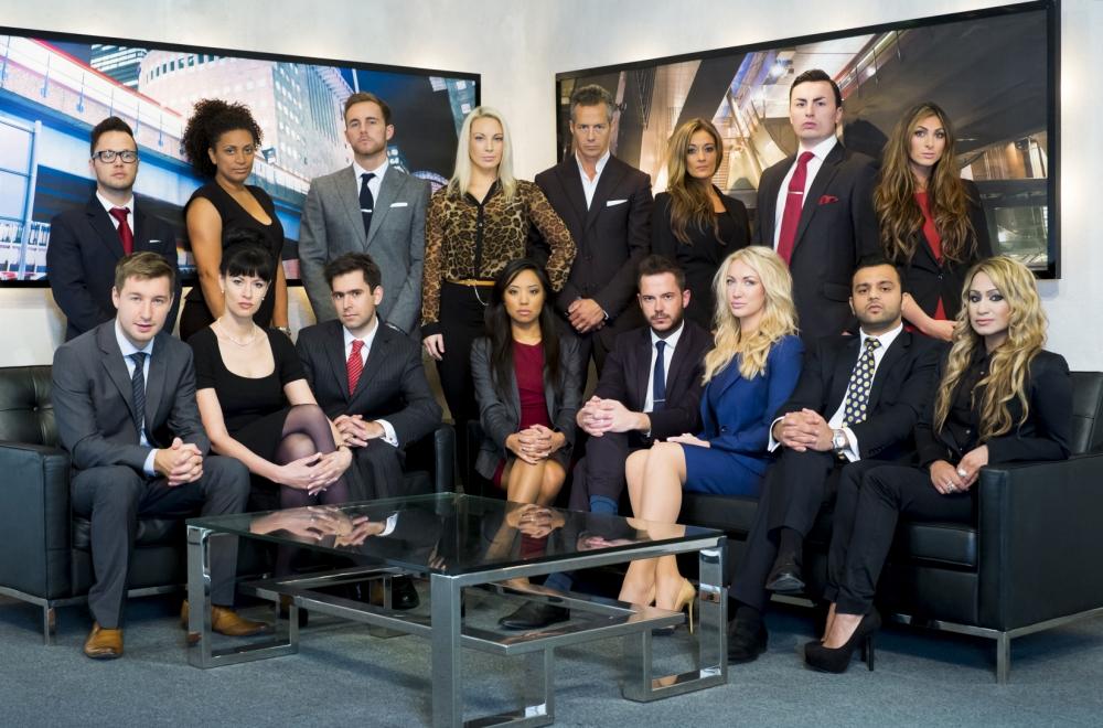 Apprentice contestants dating