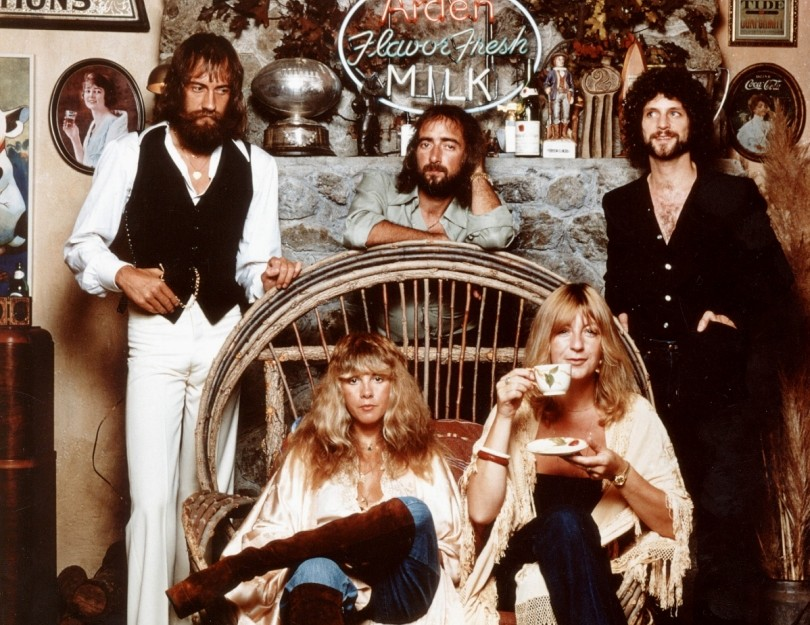 Fleetwood Mac in their 1970s heyday (Picture: Allstar Collection)