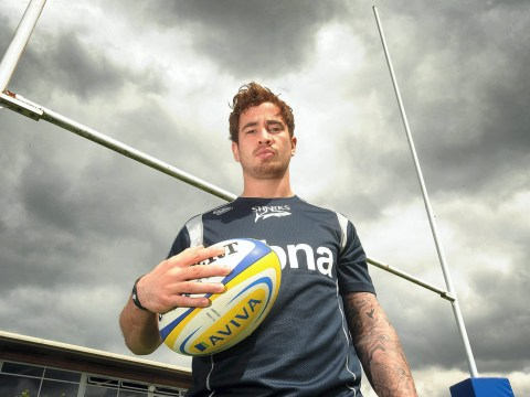 Rugby star Danny Cipriani in hospital after being hit by bus