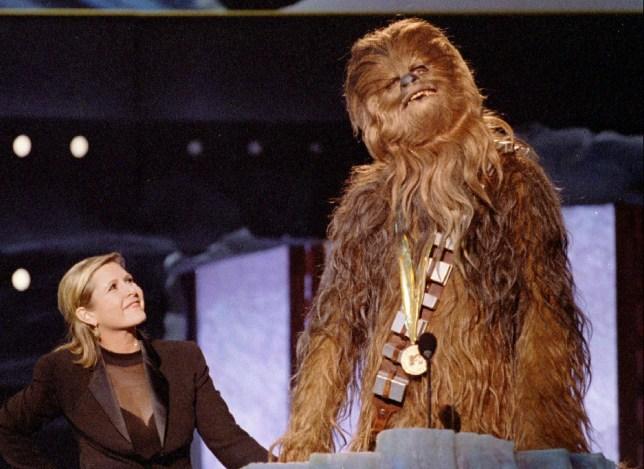 Star wars episode 7: Chewbacca