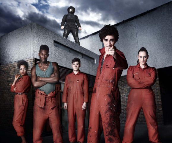 Filming begins on fifth series of Misfits – but E4 confirms show axe