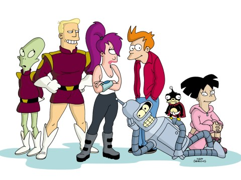 Futurama axed by Comedy Central after seven seasons
