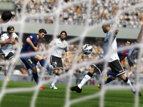 FIFA 14: First gameplay images show Lionel Messi-like shooting feature