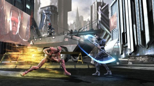 Injustice: Gods Among Us (PS3) – genuinely super moves