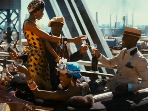 New Great Gatsby trailer sees Beyonce and Andre 3000 cover Back To Black