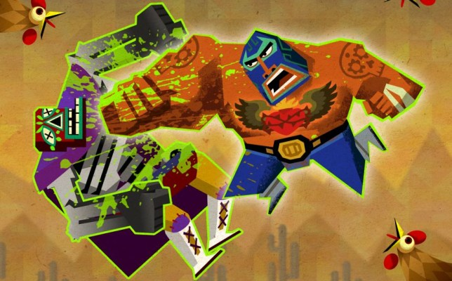 Guacamelee! - a top tier Metroidvania game