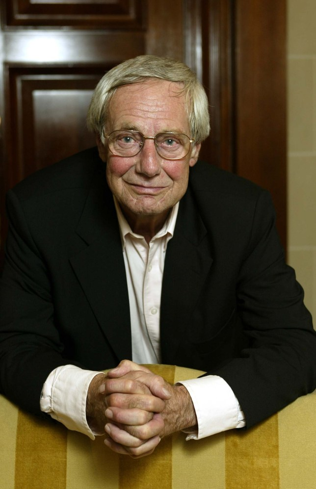 Barry Norman wants Tom Hooper to direct Bond 24 (Picture: Michael Dunlea)