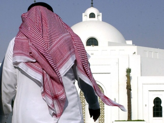 Saudi Arabia, too handsome