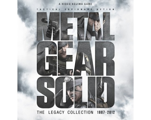 There are no official images yet but this may be the real thing, although it's hard to tell with Metal Gear fans