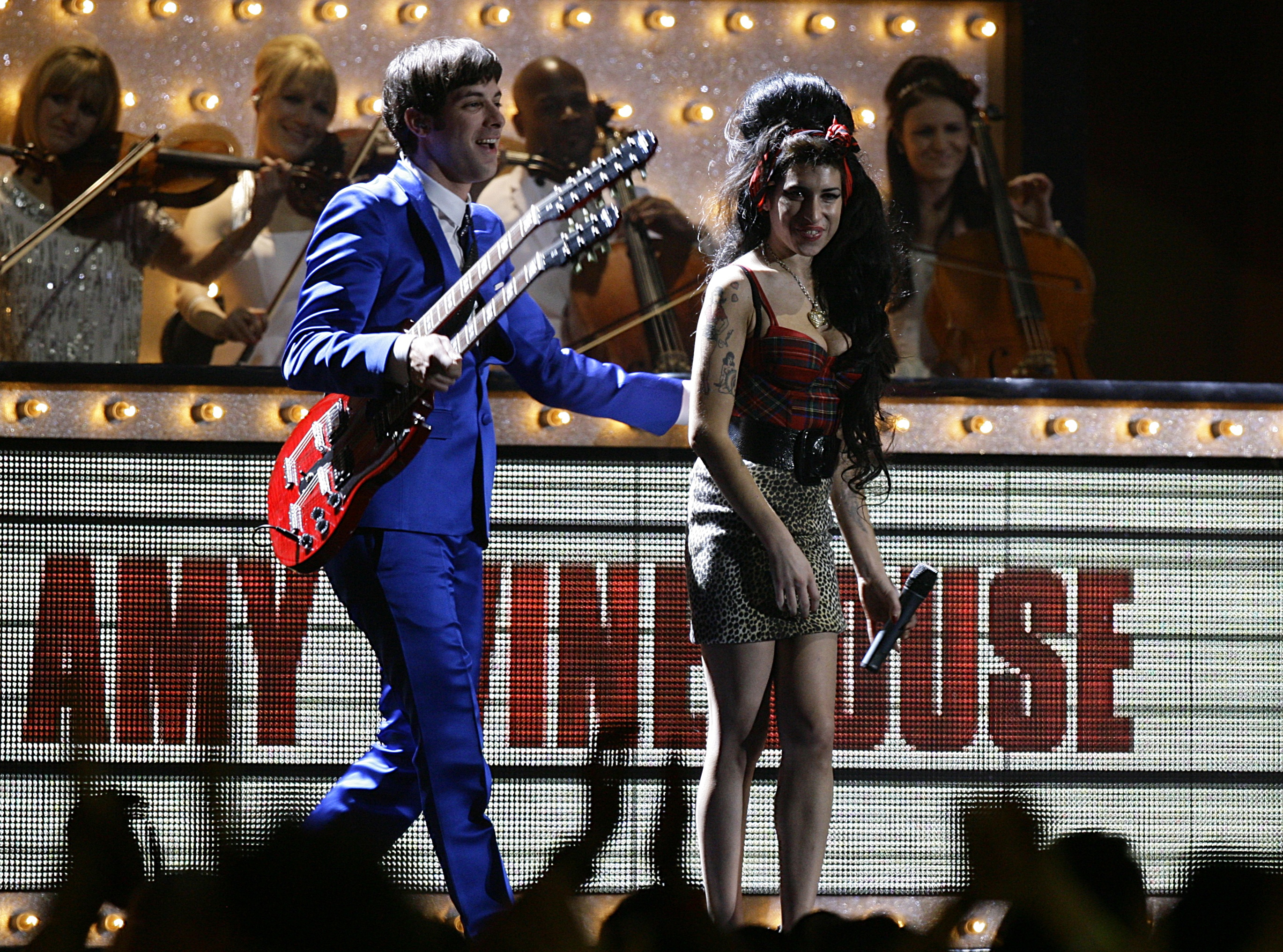 Mark Ronson and Nas are now patrons for the Amy Winehouse Foundation