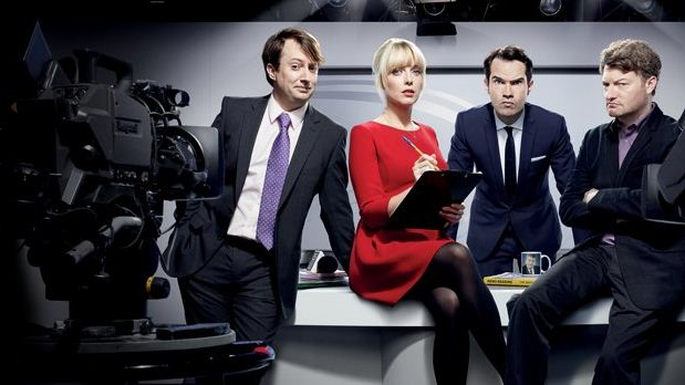 10 O'Clock Live will return before the end of the month (Picture: Channel 4)