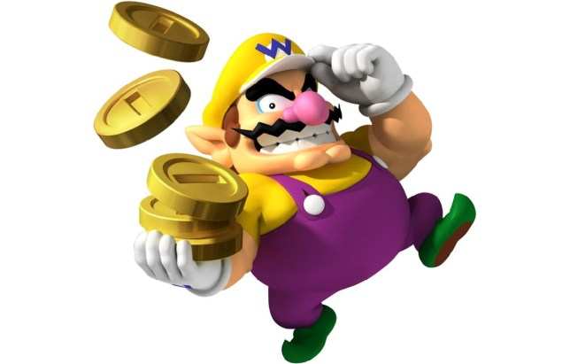 Is Nintendo finally going to spend some of its money?