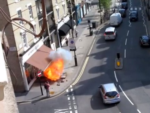 Londoners' lives 'at risk' due to increasing number of exploding pavements