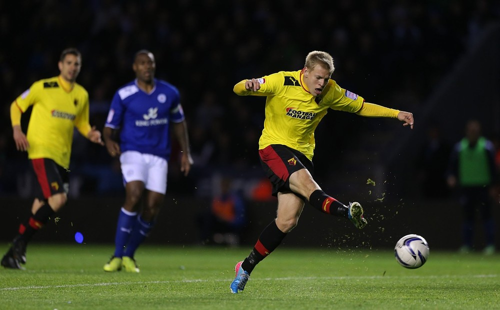 Can Matej Vydra make the grade at West Bromwich Albion?
