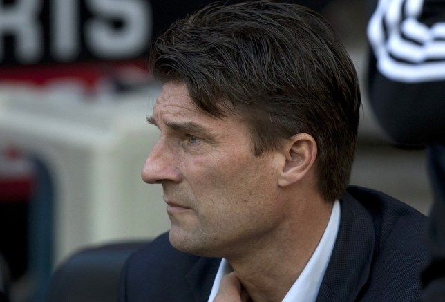 Looking ahead: Laudrup fears for Swansea next term (Picture: AP)