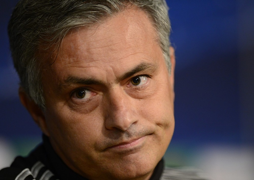 Guess who's back: Jose Mourinho will be unveiled as Chelsea manager (Picture: AFP/Getty Images)