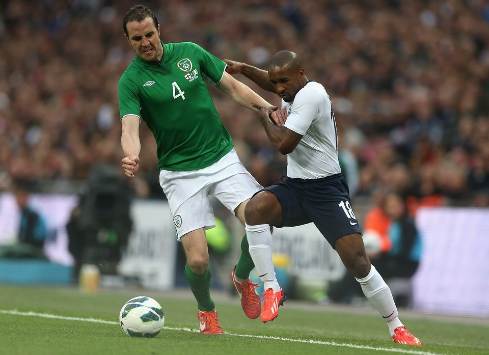 John O'Shea: Republic of Ireland should play England more often