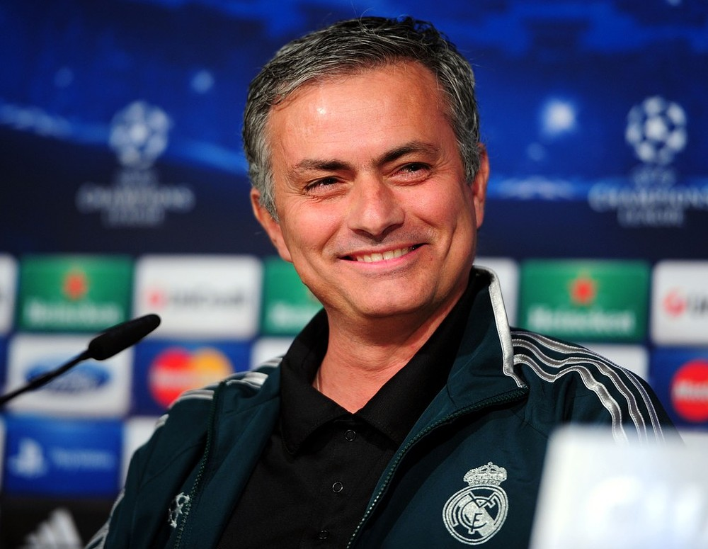 Jose Mourinho is on the verge of a return to Stamford Bridge (Picture: PA)