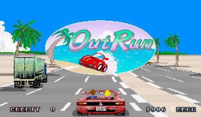 Yu Suzuki would like to make a new OutRun and Virtua Fighter