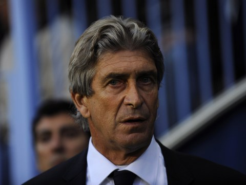 Manuel Pellegrini closes in on Manchester City after confirming Malaga exit