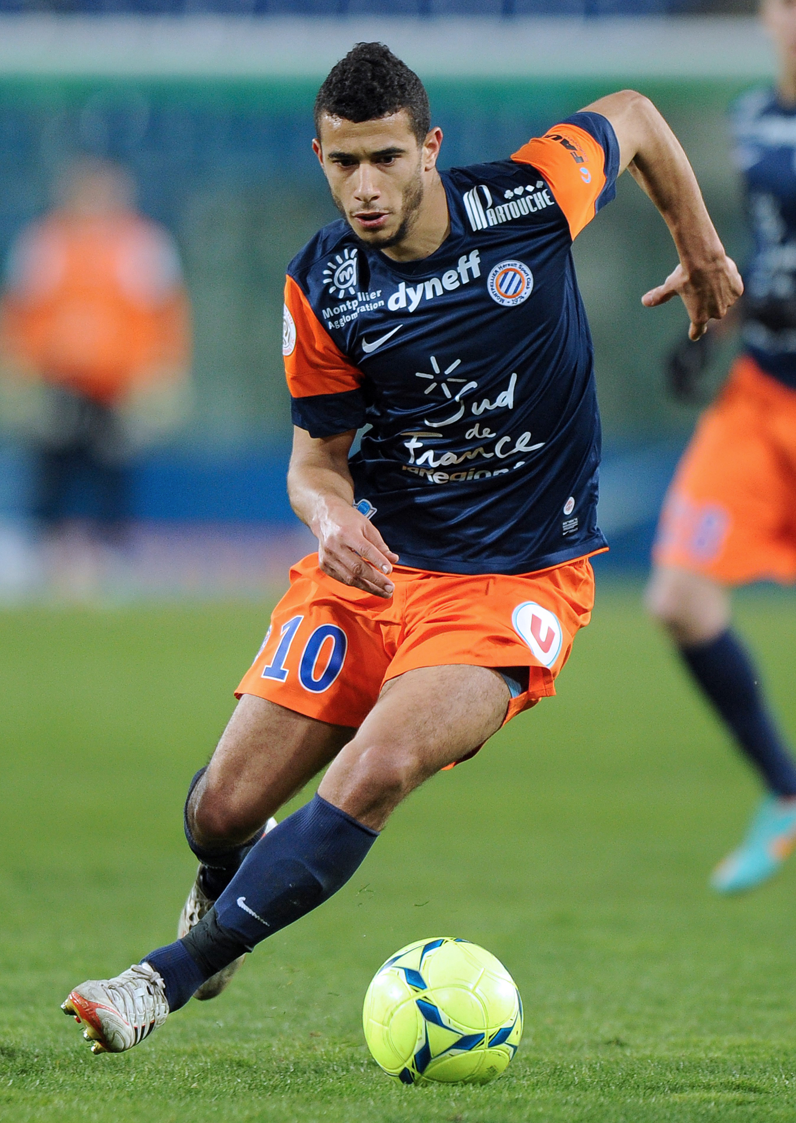 Spurs alerted as Montpellier confirm Younes Belhanda will be sold