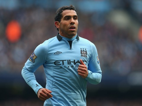 Carlos Tevez tells Manchester City he'd 'kill' to leave and rejoin Boca Juniors
