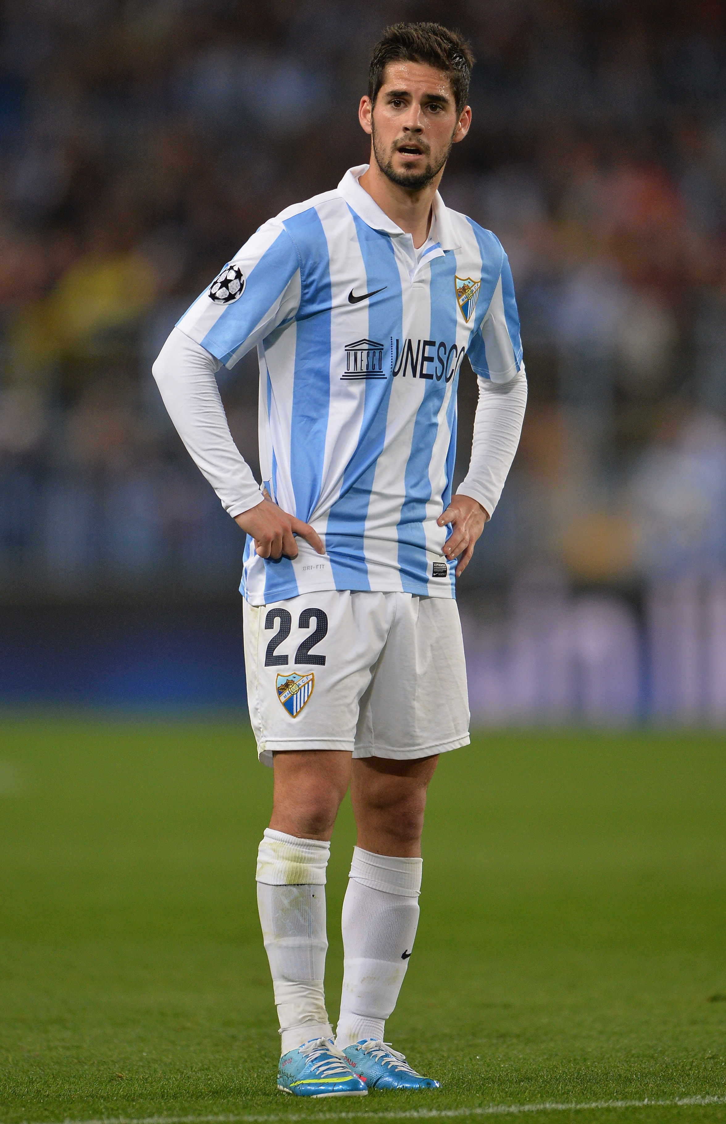 Manchester City 'open talks with Malaga over Isco transfer'