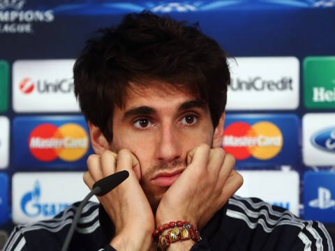 Doh! Javi Martinez left stranded after Bayern Munich bus drives off without him