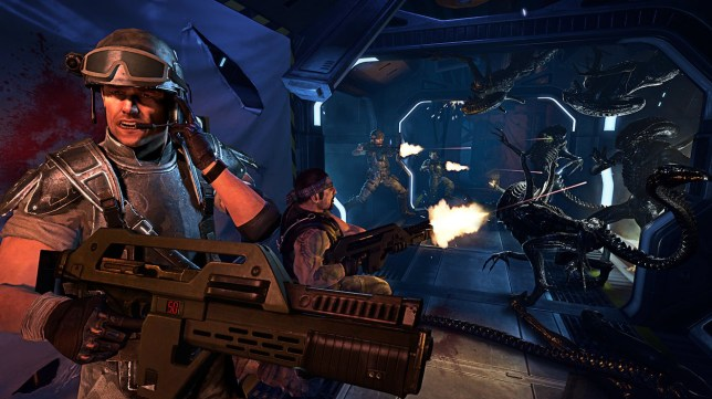 Aliens: Colonial Marines - it's finally over