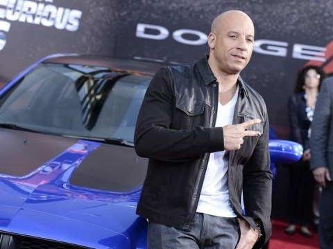 Vin Diesel in F-word 'rant' over Ben Affleck's Batman casting