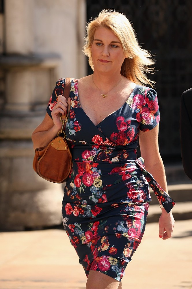 Sally Bercow 'innocent face' on Twitter 'hinted at blame'