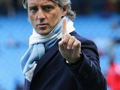 Roberto Mancini's Manchester City reign in his own words