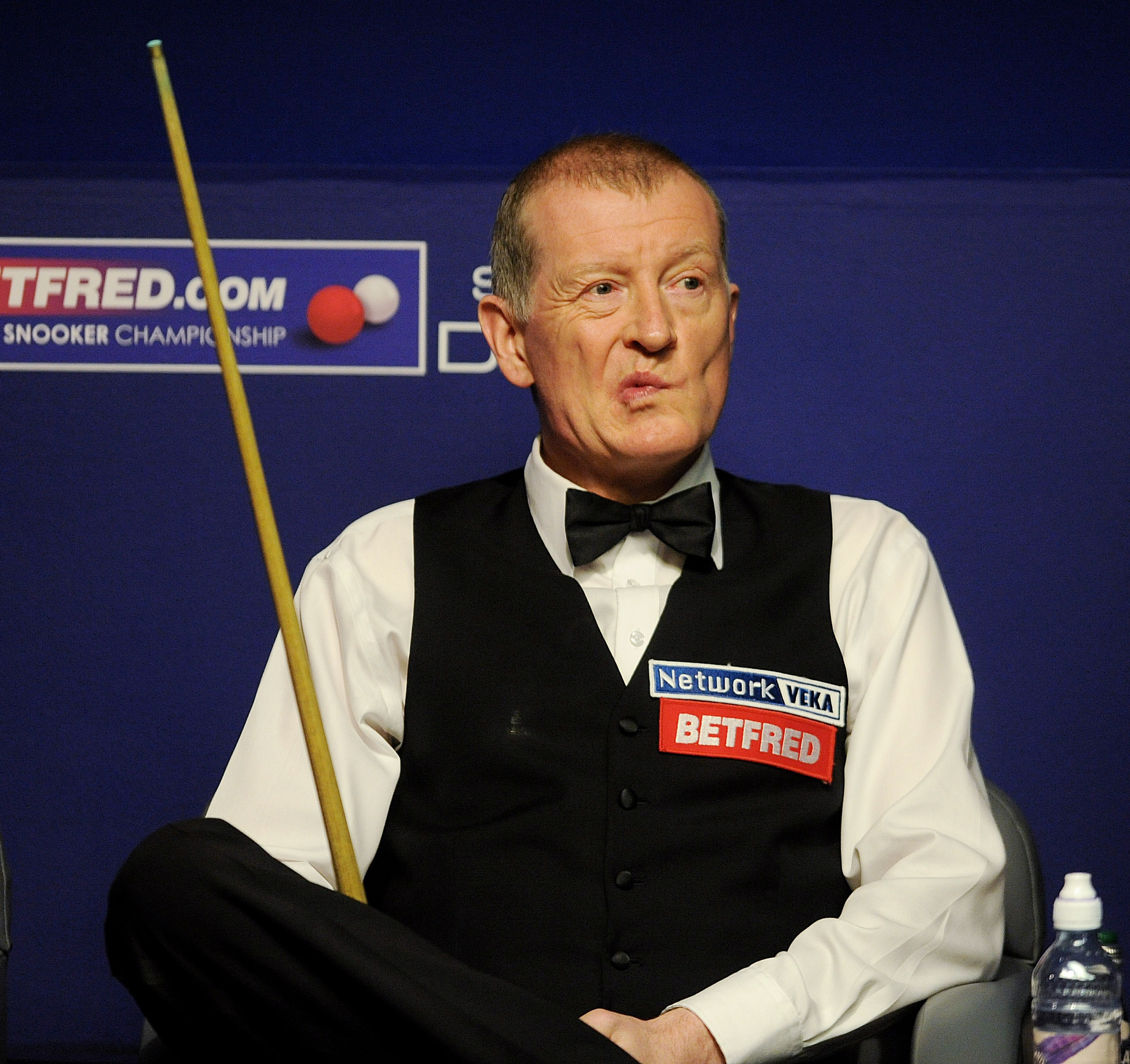 Steve Davis says Ronnie O'Sullivan needs to show more respect for snooker