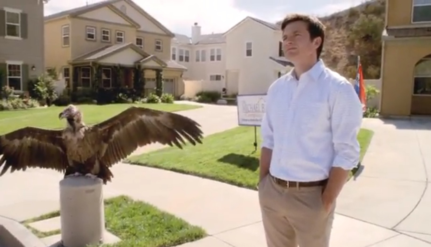 Arrested Development season 4 trailer shows an ostrich running riot