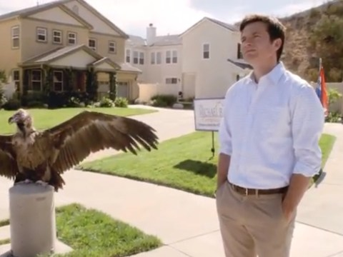 Arrested Development season 4 trailer shows an ostrich running riot