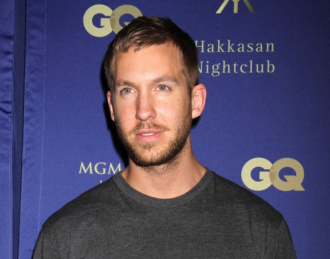 Calvin Harris will top the bill at Big Weekend (Picture: Xposurephotos.com)